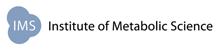 Institute of Metabolic Science, University of Cambridge.